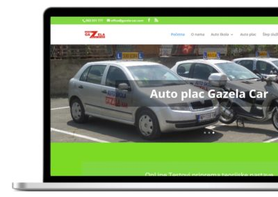Gazela CAR